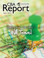CBA Report
