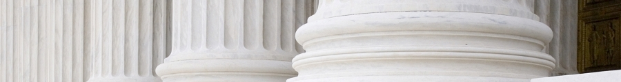 Supreme court steps. Washington, DC